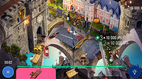 Optical Illusions: Hidden objects game