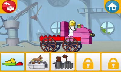 LEGO App4+ Easy to Build for Young Builders