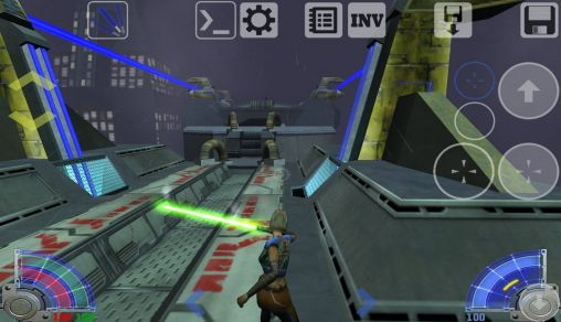 Star wars: Jedi knight academy