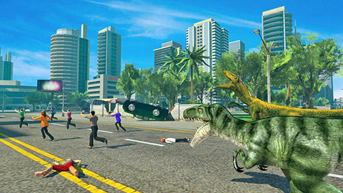 Dino rampage 3D