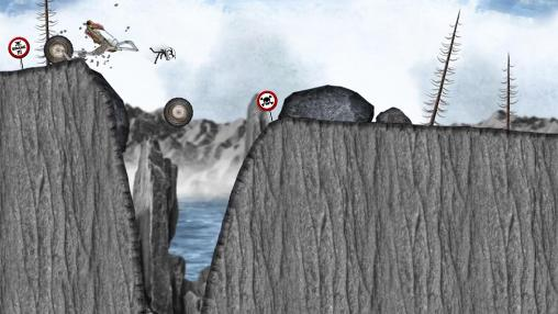 Stickman downhill: Monster truck