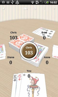 "Card Game ""101"""