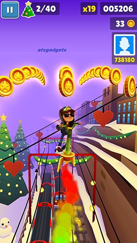 Subway surfers: World tour London