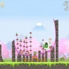 Скачать лучшую игру для Android Angry Birds Seasons: Cherry Blossom Festival12.