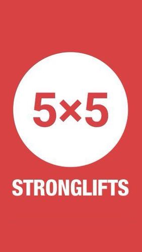 StrongLifts 5x5: Workout gym log & Personal trainer