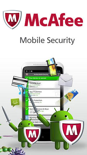 McAfee: Mobile security