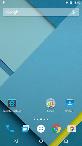 Lollipop launcher