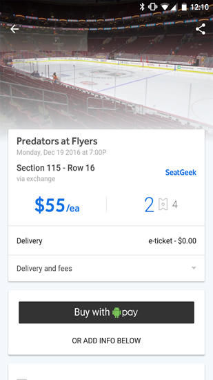 SeatGeek: Event Tickets