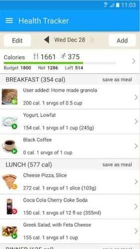 Fooducate: Healthy weight loss & calorie counter