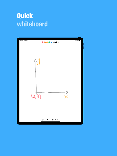 Whiteboard by Nidi