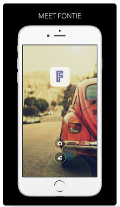 Fontie! - Add Cool Fonts & Overlays to your Photo Edits