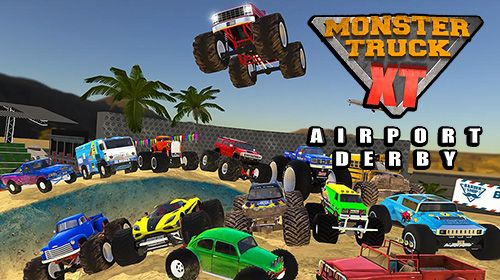 Скачайте Гонки игру Monster truck XT airport derby для iPad.