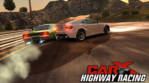 Скачайте Гонки игру CarX highway racing для iPad.