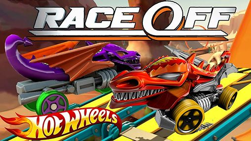 Скачайте игру Hot wheels: Race off для iPad.