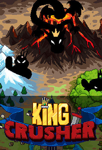 Скачайте игру King crusher: A roguelike game для iPad.