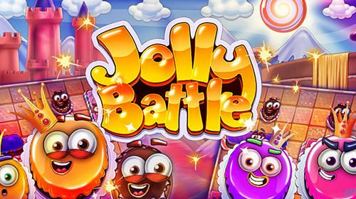 Скачайте игру Jolly battle для iPad.