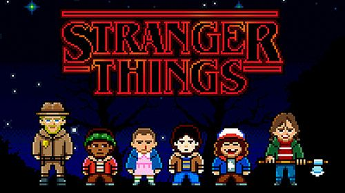 Скачайте игру Stranger things: The game для iPad.