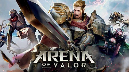 Скачайте Online игру Arena of valor для iPad.