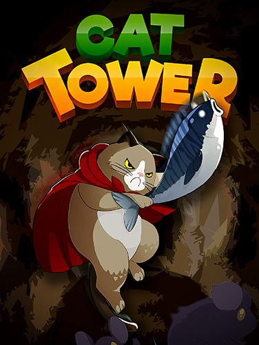 Cat tower: Idle RPG