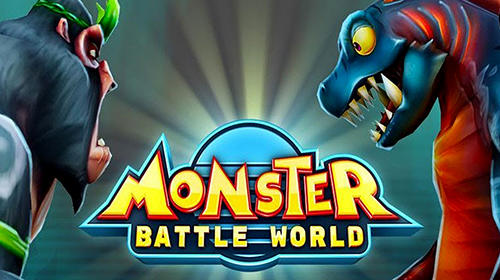 Скачайте игру Monster battle world для iPad.
