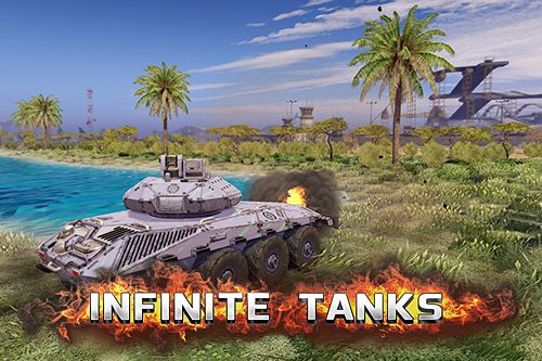 Скачать Infinite tanks на iPhone iOS C. .I.O.S. .9.0 бесплатно.