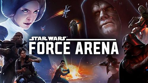 Скачайте Online игру Star wars: Force arena для iPad.
