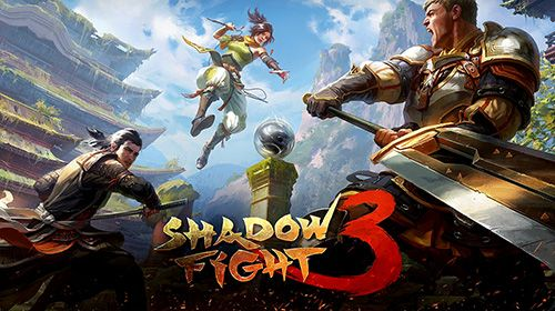 Скачайте игру Shadow fight 3 для iPad.