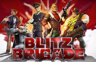 Blitz Brigade – Online multiplayer shooting action!
