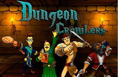 Скачайте игру Dungeon Crawlers для iPad.
