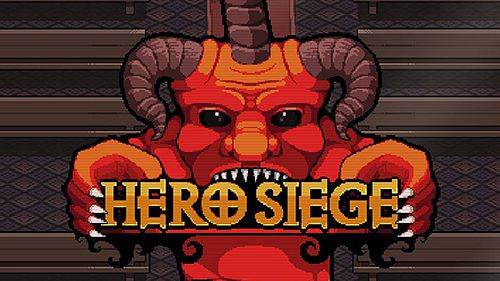 Hero siege: Pocket edition
