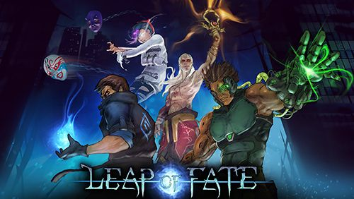 Скачать Leap of fate на iPhone iOS 7.1 бесплатно.