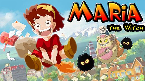 Скачать Maria the witch на iPhone iOS 8.2 бесплатно.