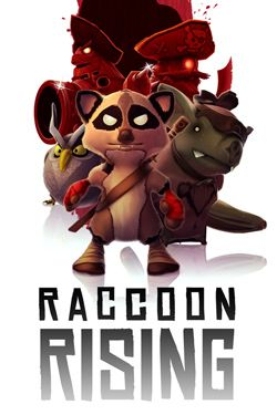 Raccoon Rising