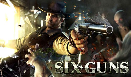 Скачать Six guns: Gang showdown на iPhone iOS 6.1.3 бесплатно.