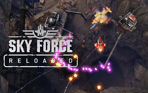 Скачать Sky force: Reloaded на iPhone iOS 8.1 бесплатно.