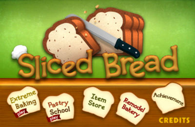 Скачайте игру Sliced Bread для iPad.