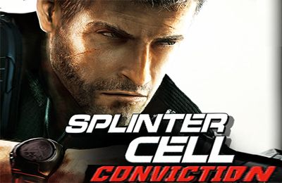Скачайте игру Splinter Cell Conviction для iPad.