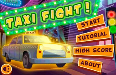 Taxi Fight!