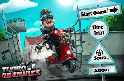 Скачайте игру Turbo Grannies для iPad.