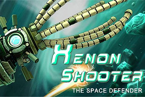 Xenon shooter: The space defender