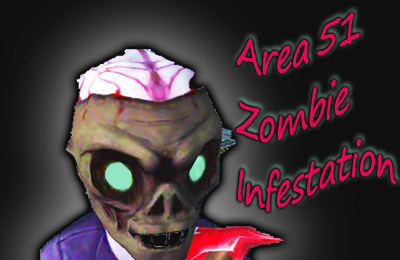 Area 51 Zombie Infestation
