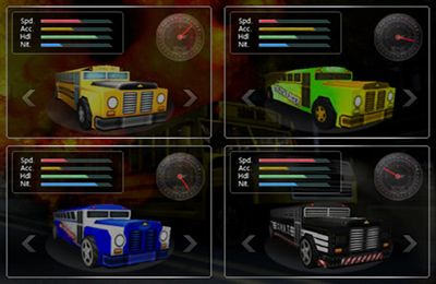 Bus Turbo Racing