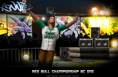 Champion Red Bull BC One