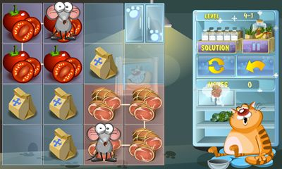 Steal the Meal: Free Unblock Puzzle