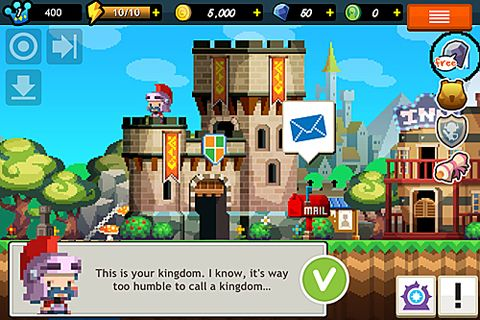 Faraway kingdom: Dragon raiders