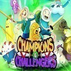 Скачать игру Adventure time: Champions and challengers бесплатно и DWD для iPhone и iPad.