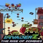 Скачать игру Invader Z: The rise of zombies бесплатно и Goroons для iPhone и iPad.