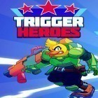 Скачать игру Trigger heroes бесплатно и Xenon shooter: The space defender для iPhone и iPad.