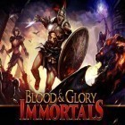 Скачать игру Blood and glory: Immortals бесплатно и Vampireville: haunted castle adventure для iPhone и iPad.