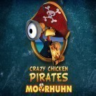 Скачать игру Crazy chicken pirates: Moorhuhn бесплатно и Run like hell! для iPhone и iPad.